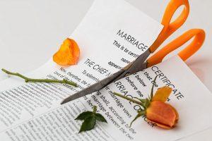 Scheiding regelen